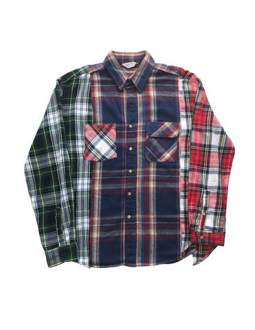 Three Cut Flannel, $70