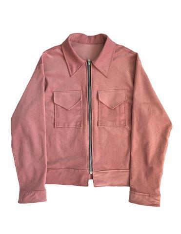 Corduroy Pink Jacket, $175
