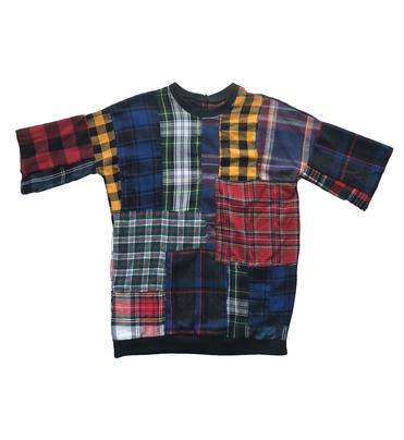 Patchwork T-Shirt, $65