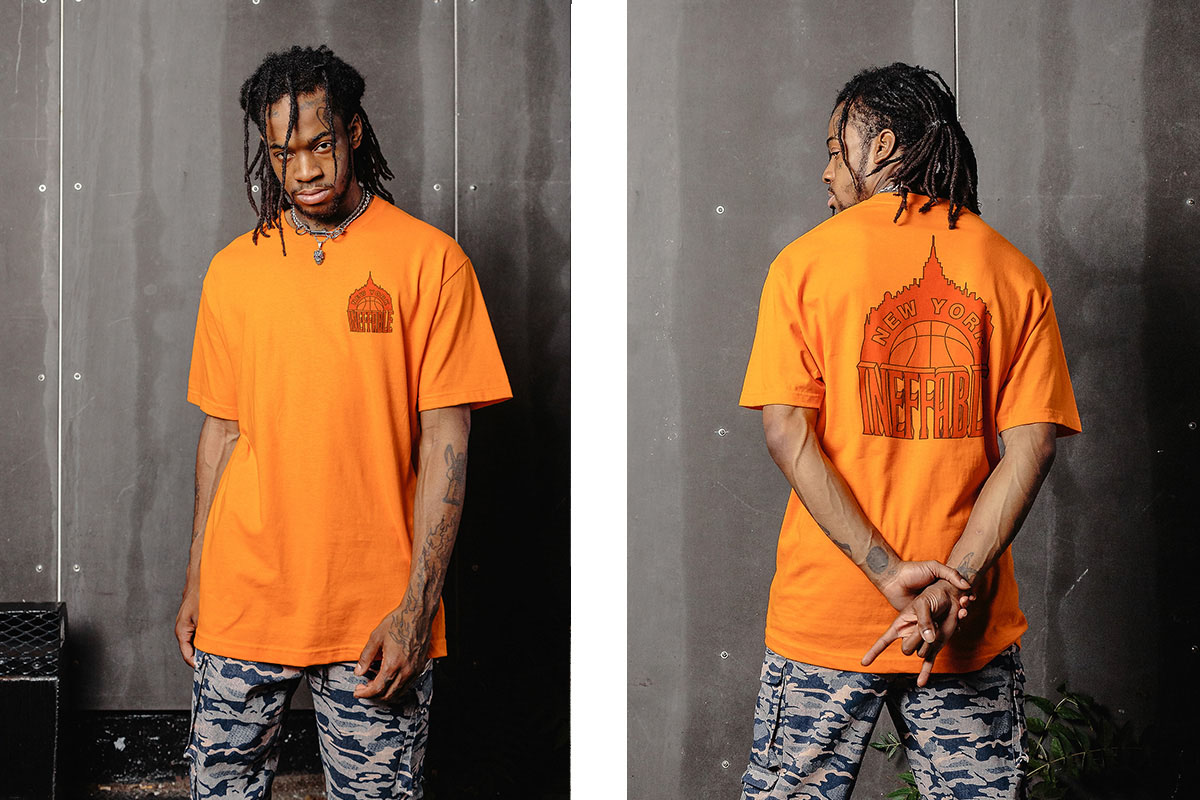 Thouxanbanfauni  for INEFFABLE/Shot by  Mark Kim
