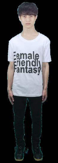 Female Friendly Tee