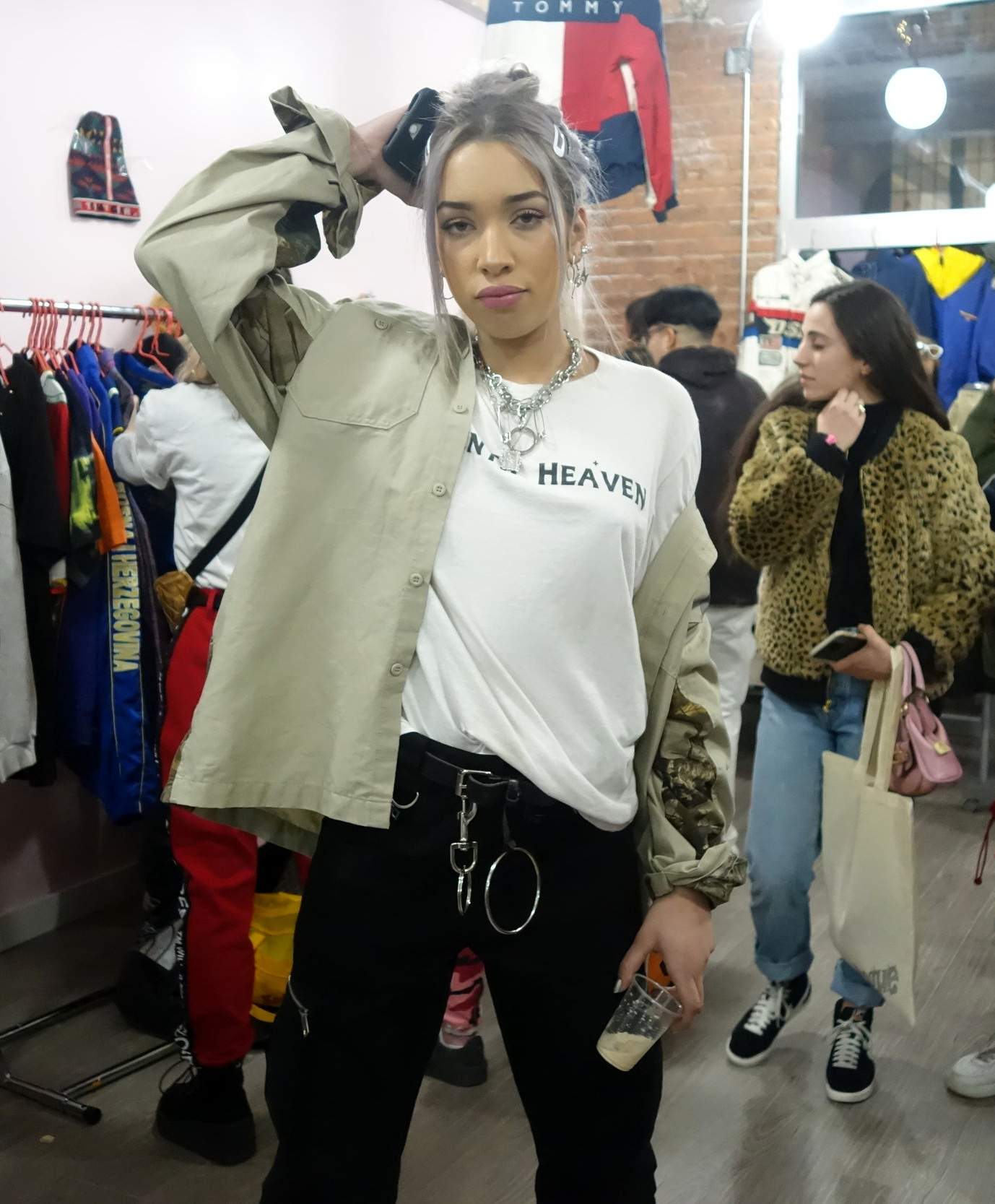 Thrift Party hosted by Tommy/Shot by  Jonathan