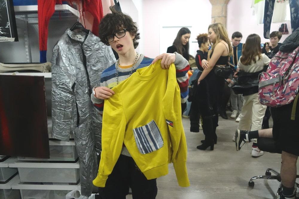 Men Of Thrift Custom Piece/Shot by  Jonathan