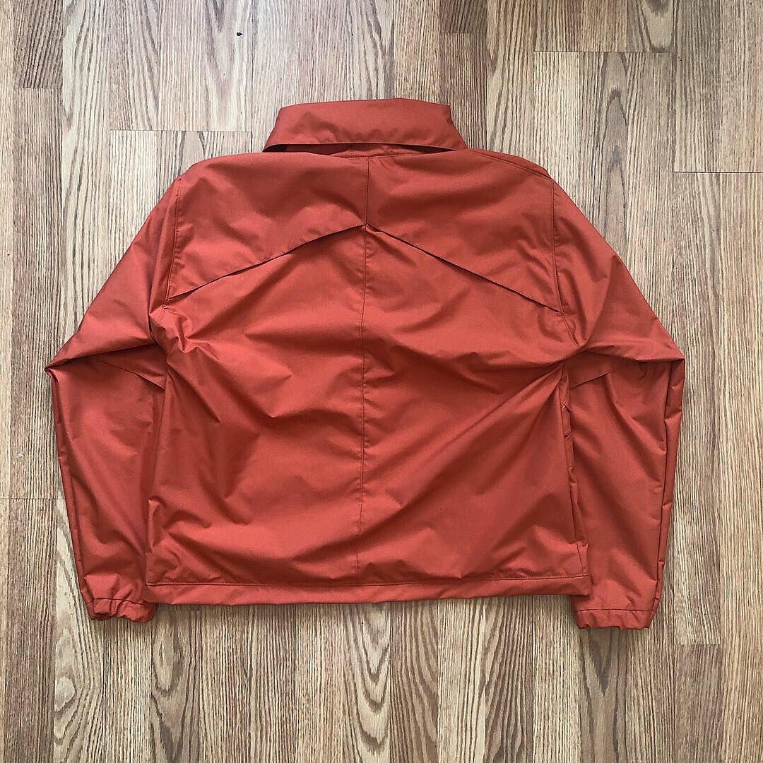 Track Jacket designed by Jackson Napier