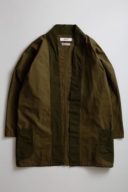 KIMONO SHORT COAT - FDMTL, $188