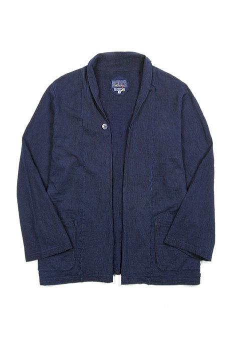 Linen Tenjik Tezomehaori - Blue Blue Japan,, $232