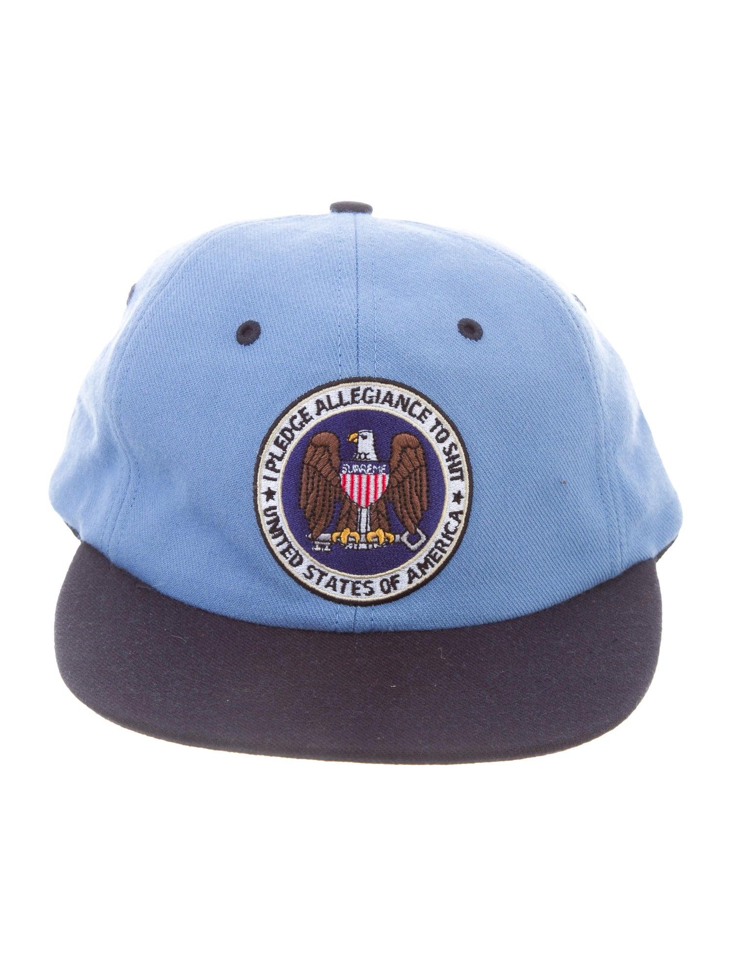2017 Pledge Allegiance Cap - Supreme, $42.50