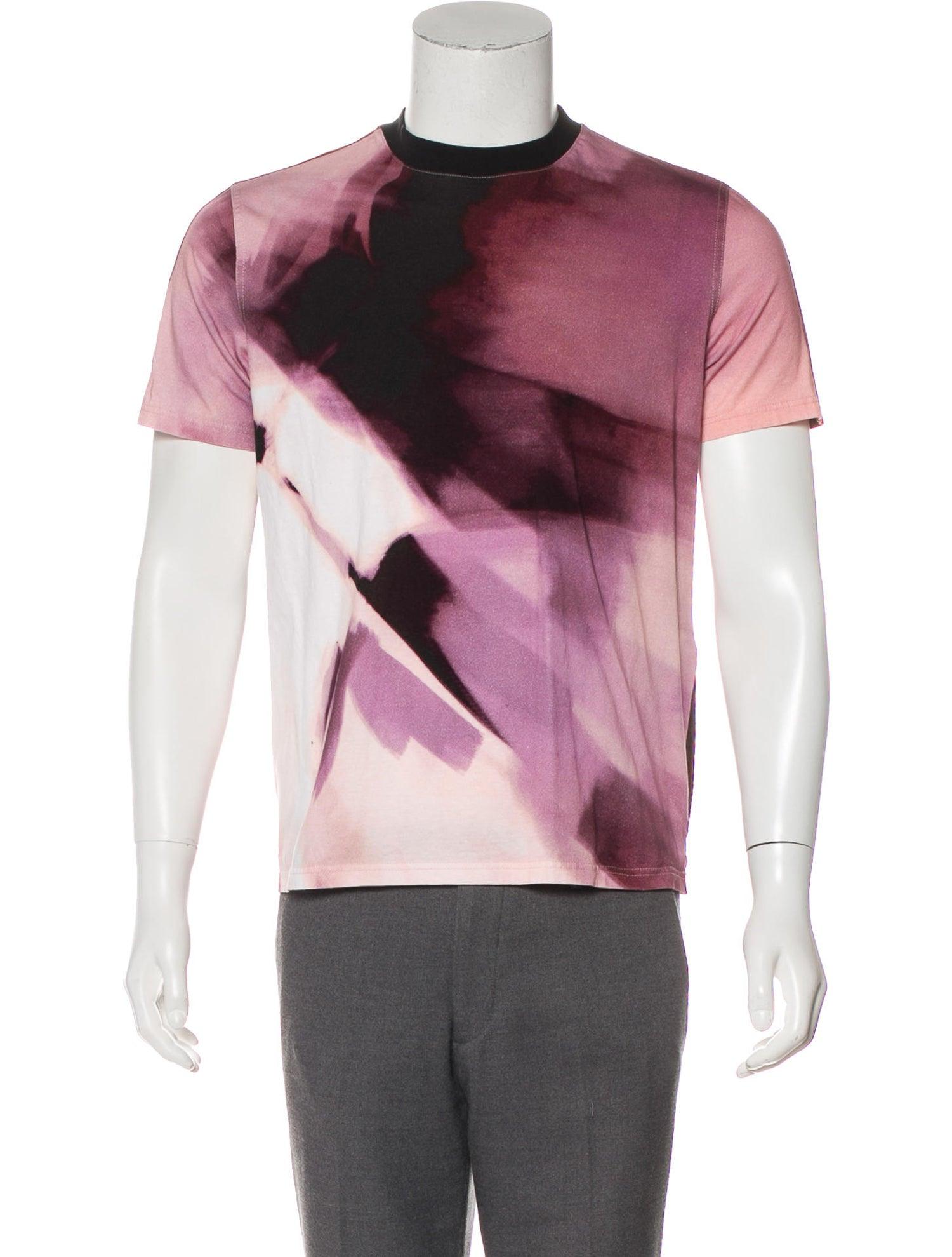 Brush Stroke Print TEE - Givenchy, $137.50