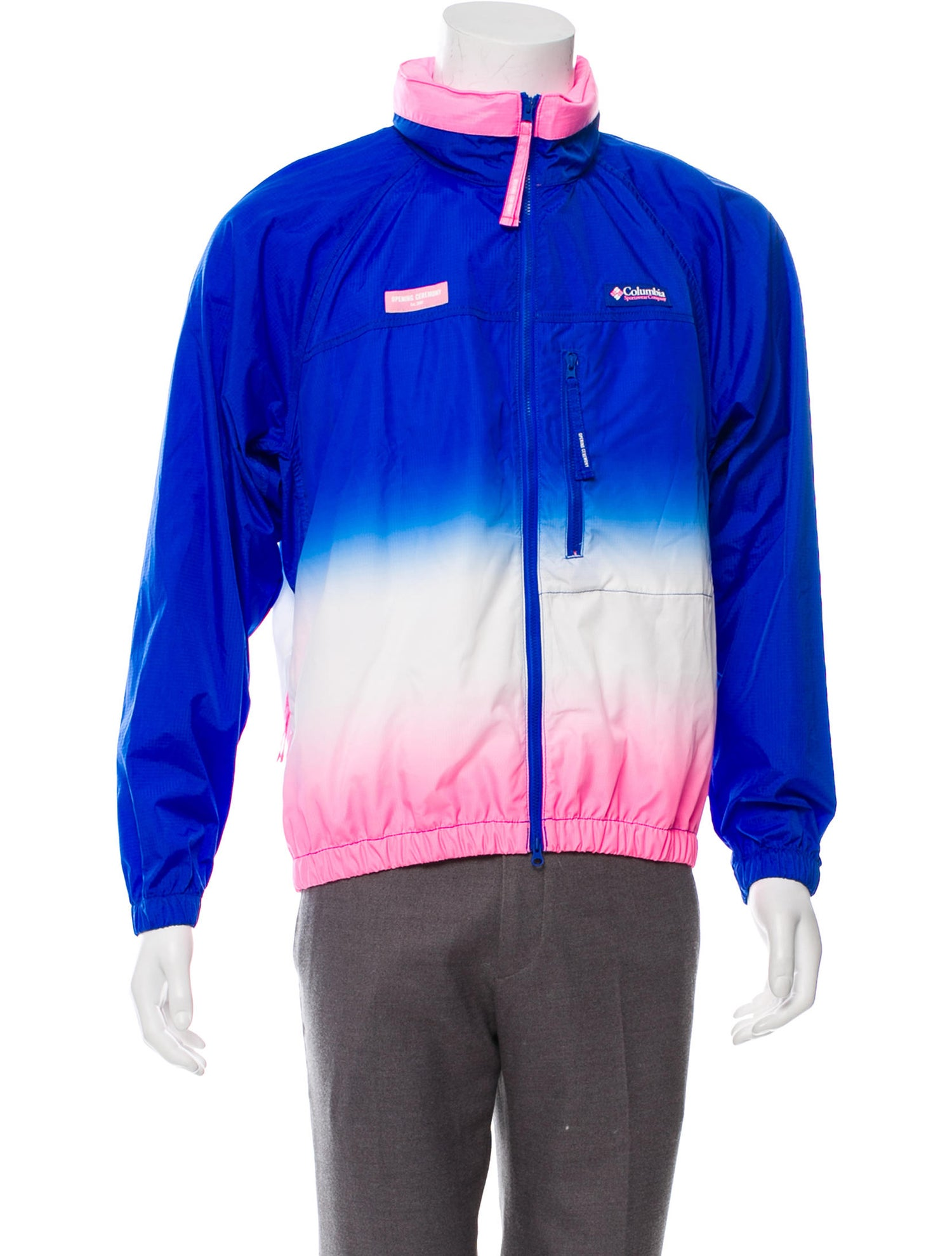 Sawtooth Windbreaker Parka w/ Tags - Columbia for Opening Ceremony, $140