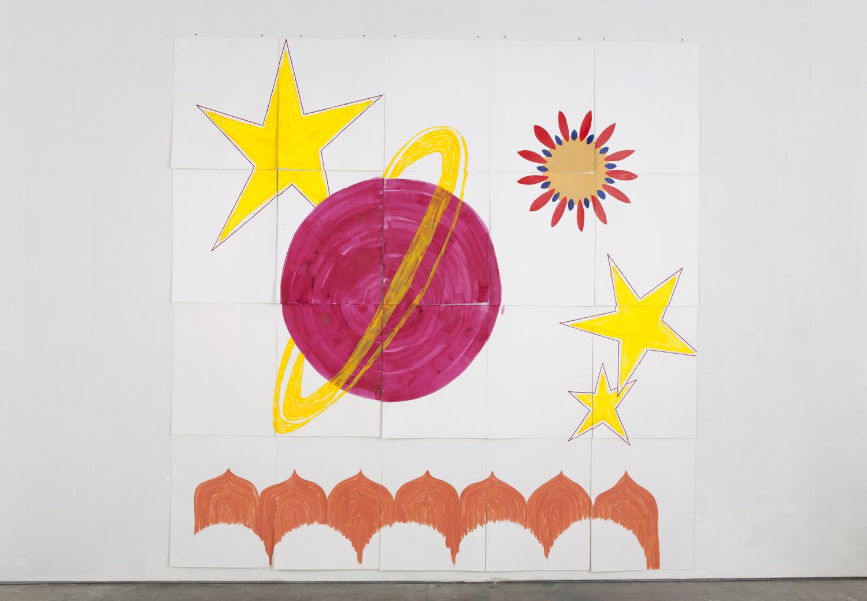 Untitled (Saturn) 2008