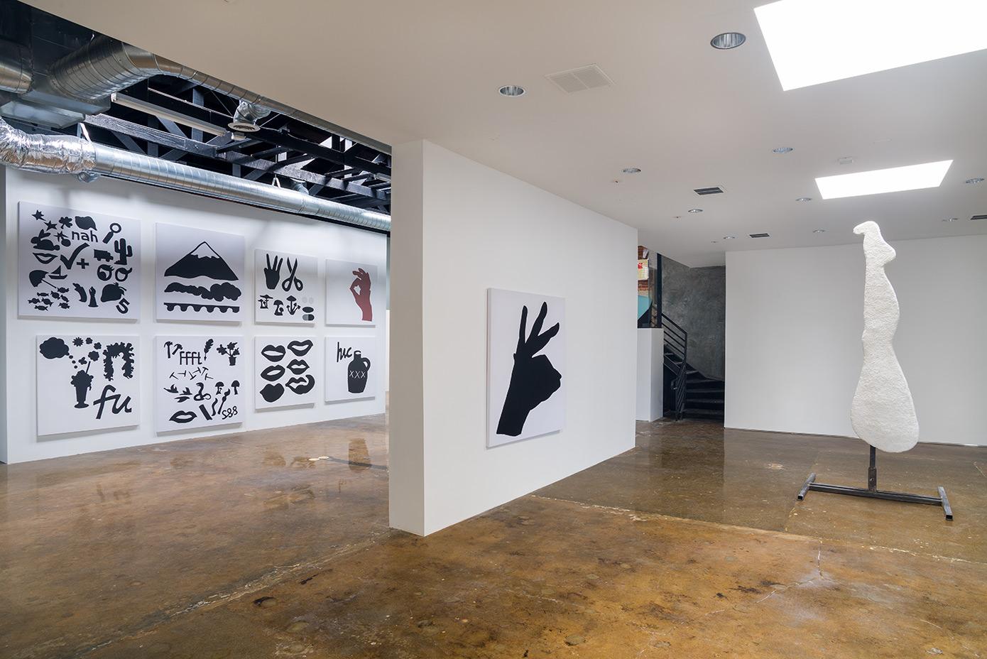 Drawings at LA ART Los Angeles 2015