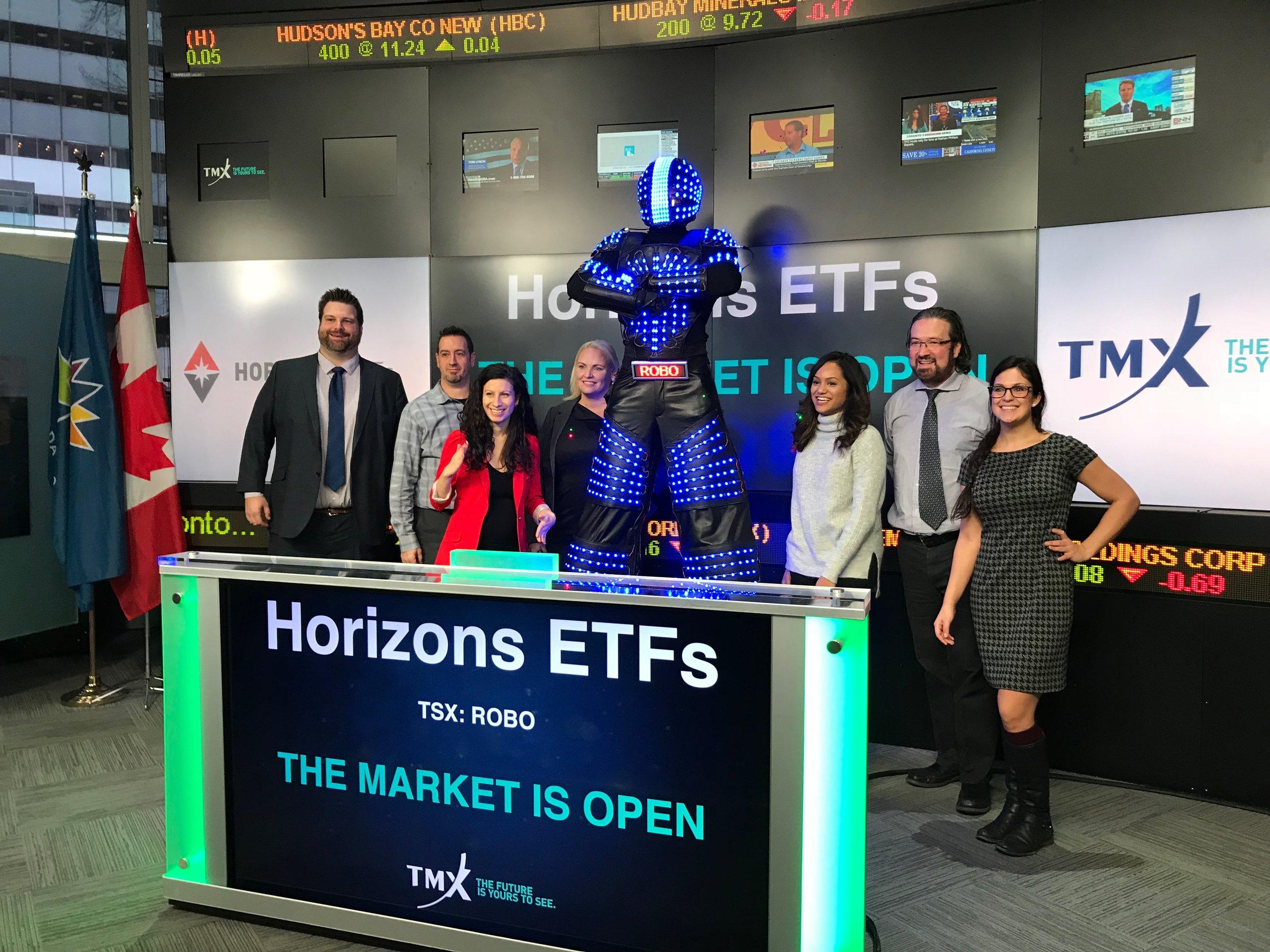 Toronto Stock market
