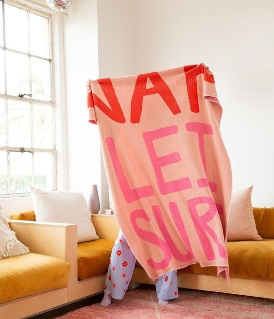 Nap Leisure Calhoun & co. collaboration with Ban.do