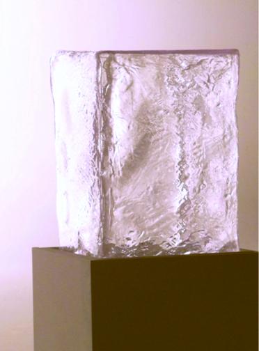 giant ice cube prop