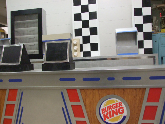 German Burger King commercial