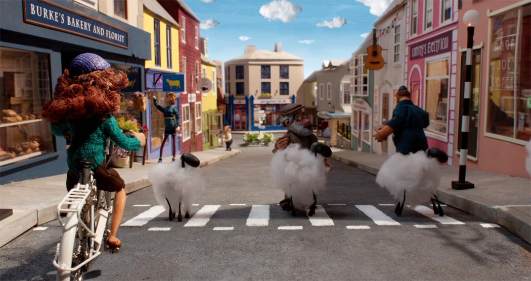 Miniature Irish town...Tsb town.jpg