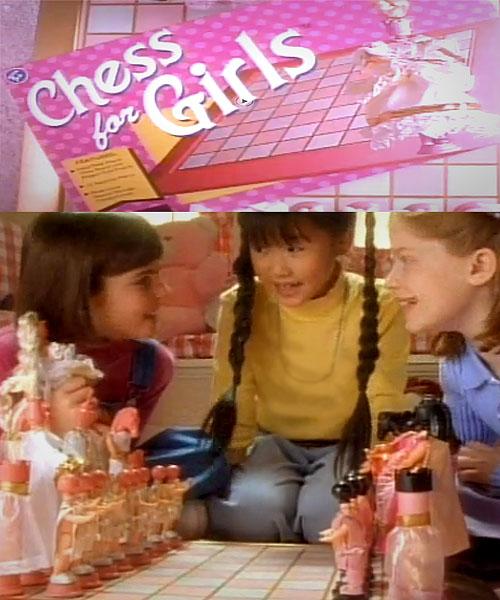 SNL - Chess for girls