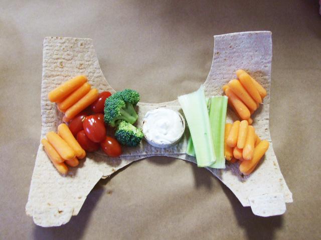 edible diaper crout de tet for SNL