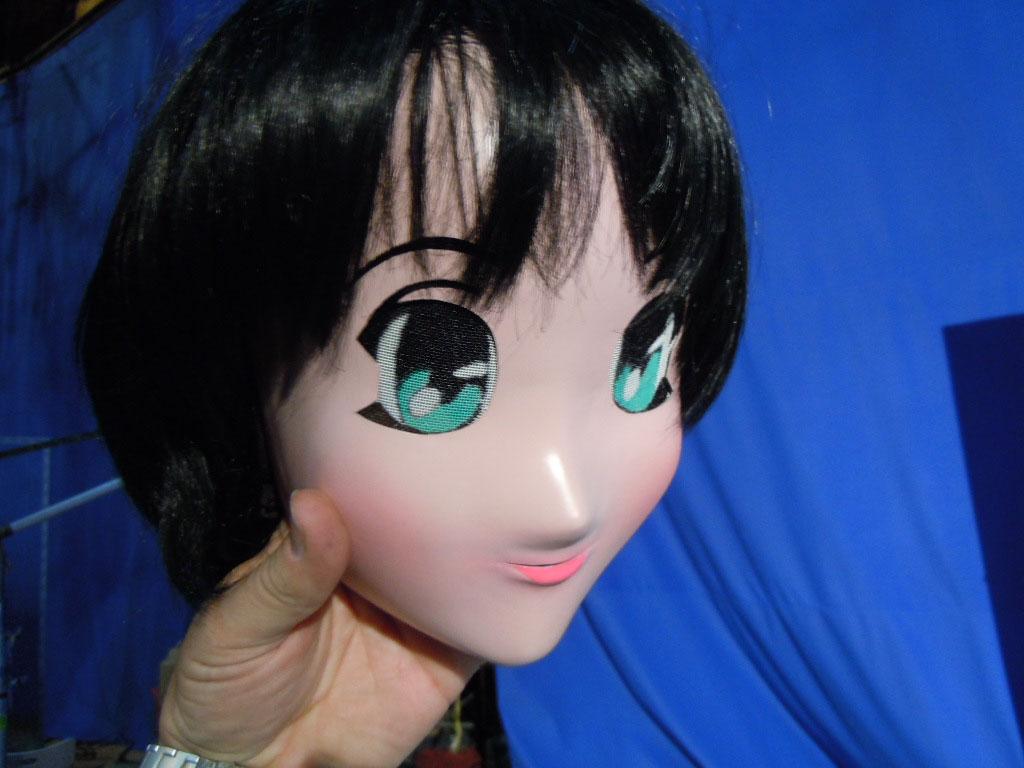 madonna manga masks