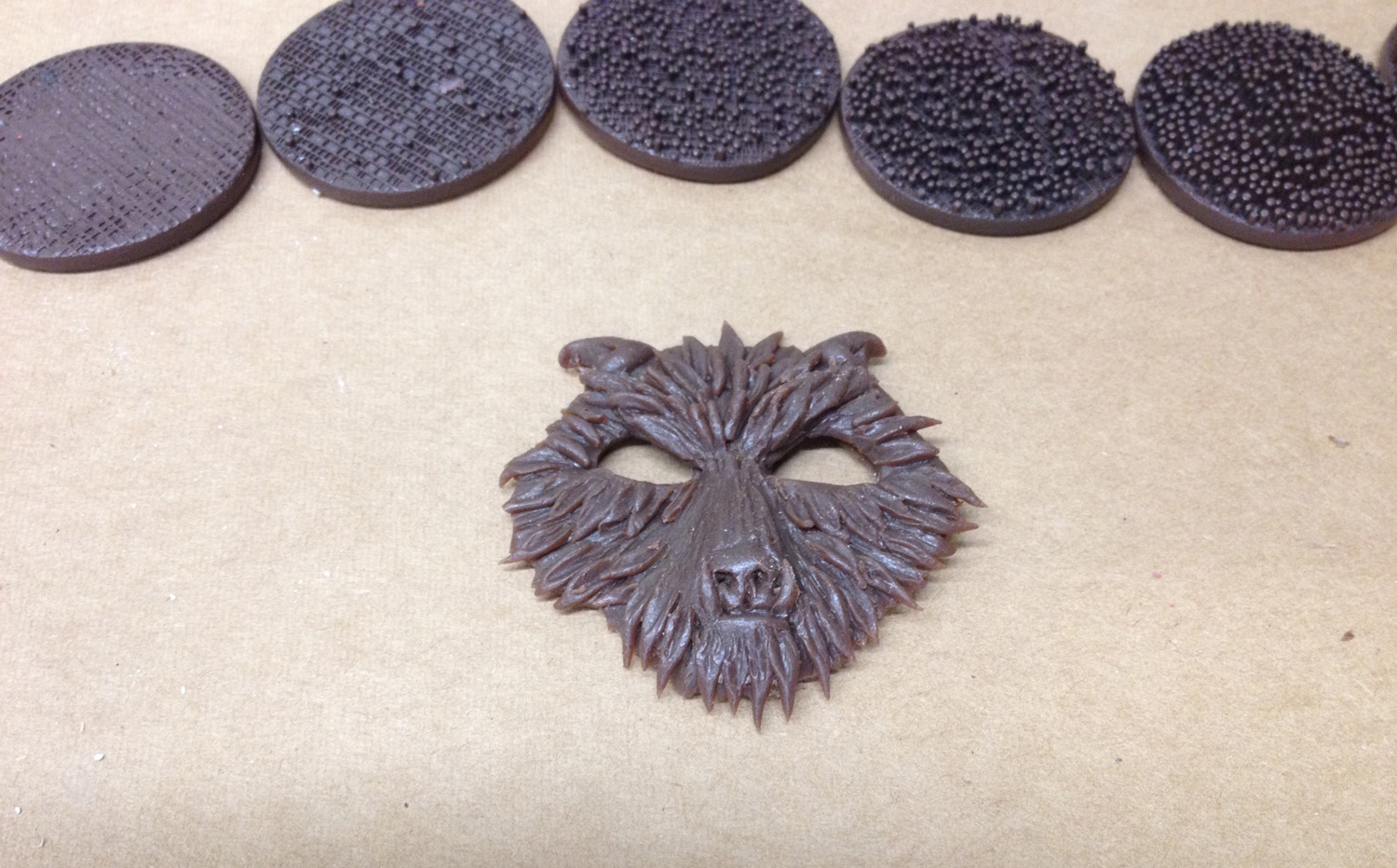 wolf cookie morph sequence