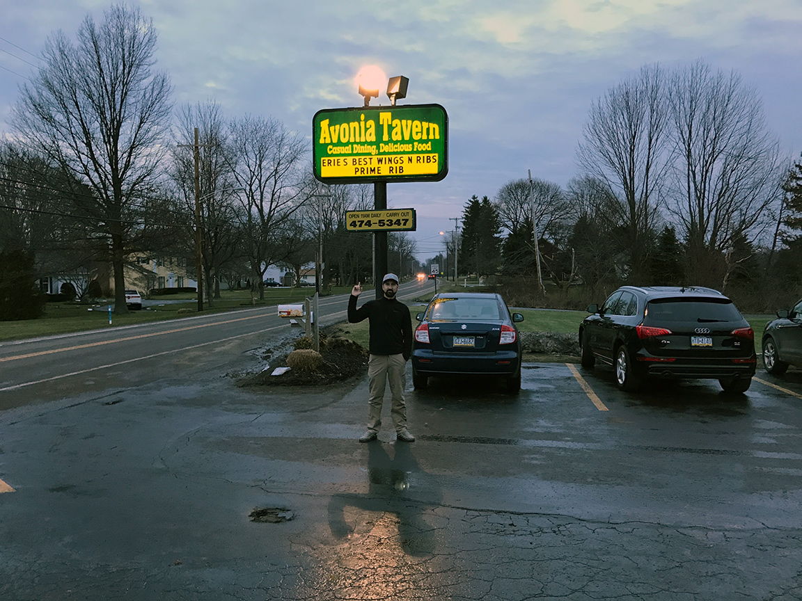 Best place to eat on the west side of Erie.