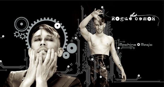 Happy Sunday/Buona Domenica. Gr8 Day 2 listen to the Machine And Magic album. Music player @   http://www.thatrogueromeo.com