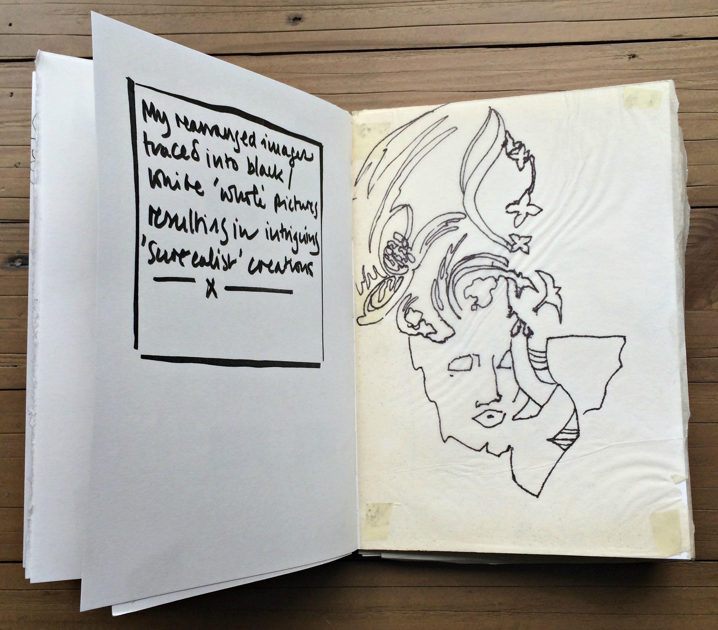 Sketchbook 1: reassembled image