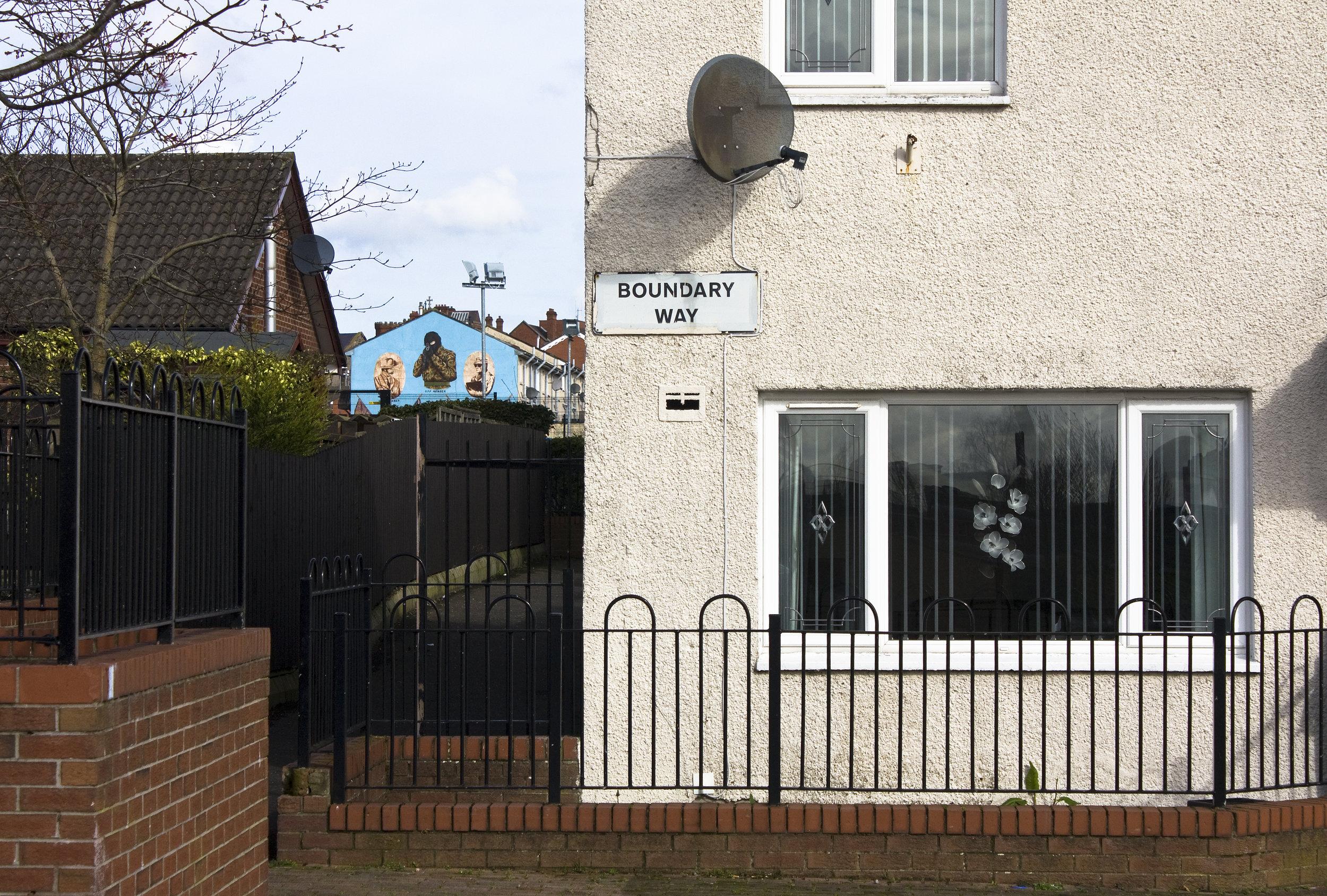 Boundary Way, Belfast