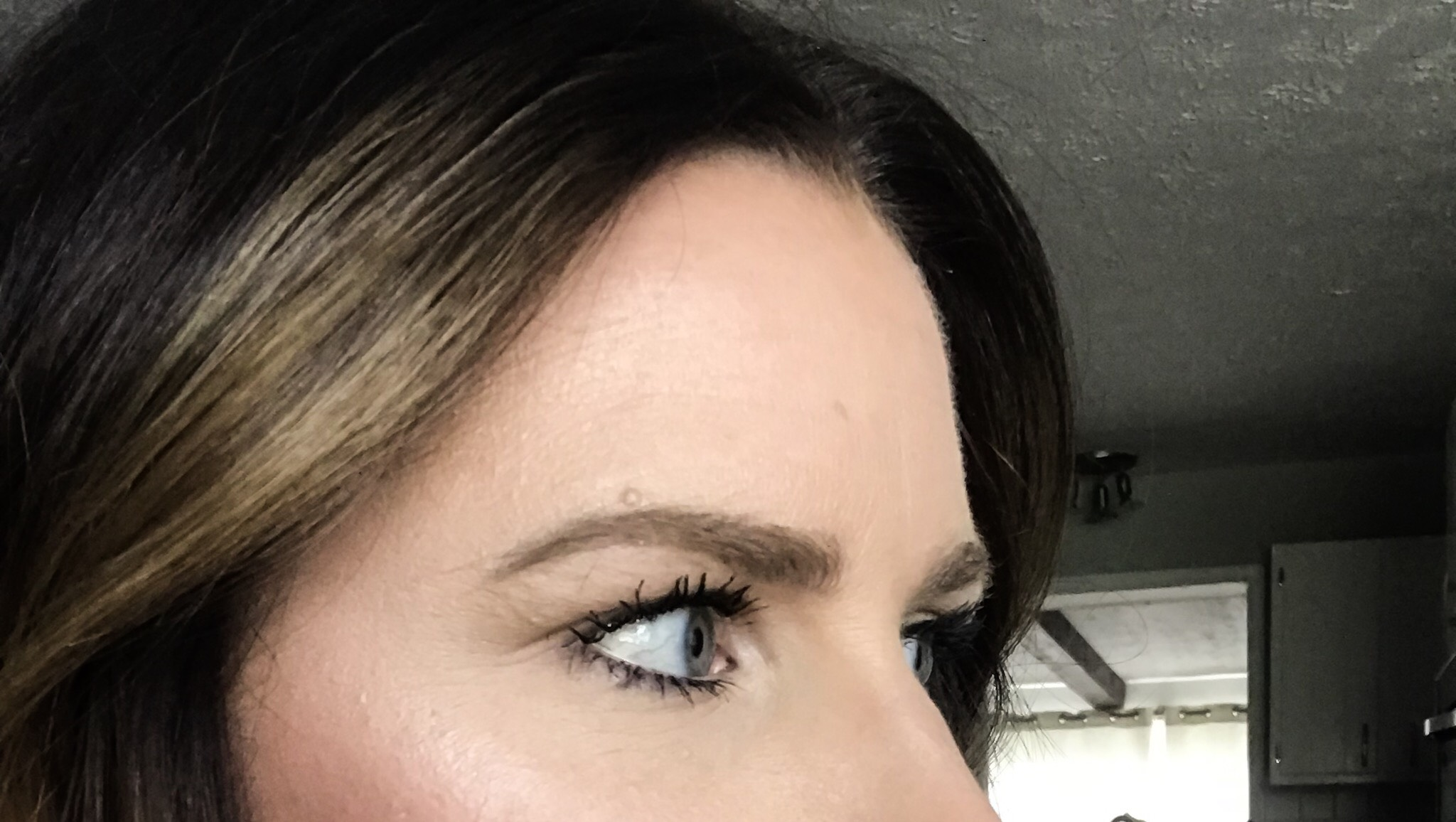 Right Brow 6 Weeks After First Session