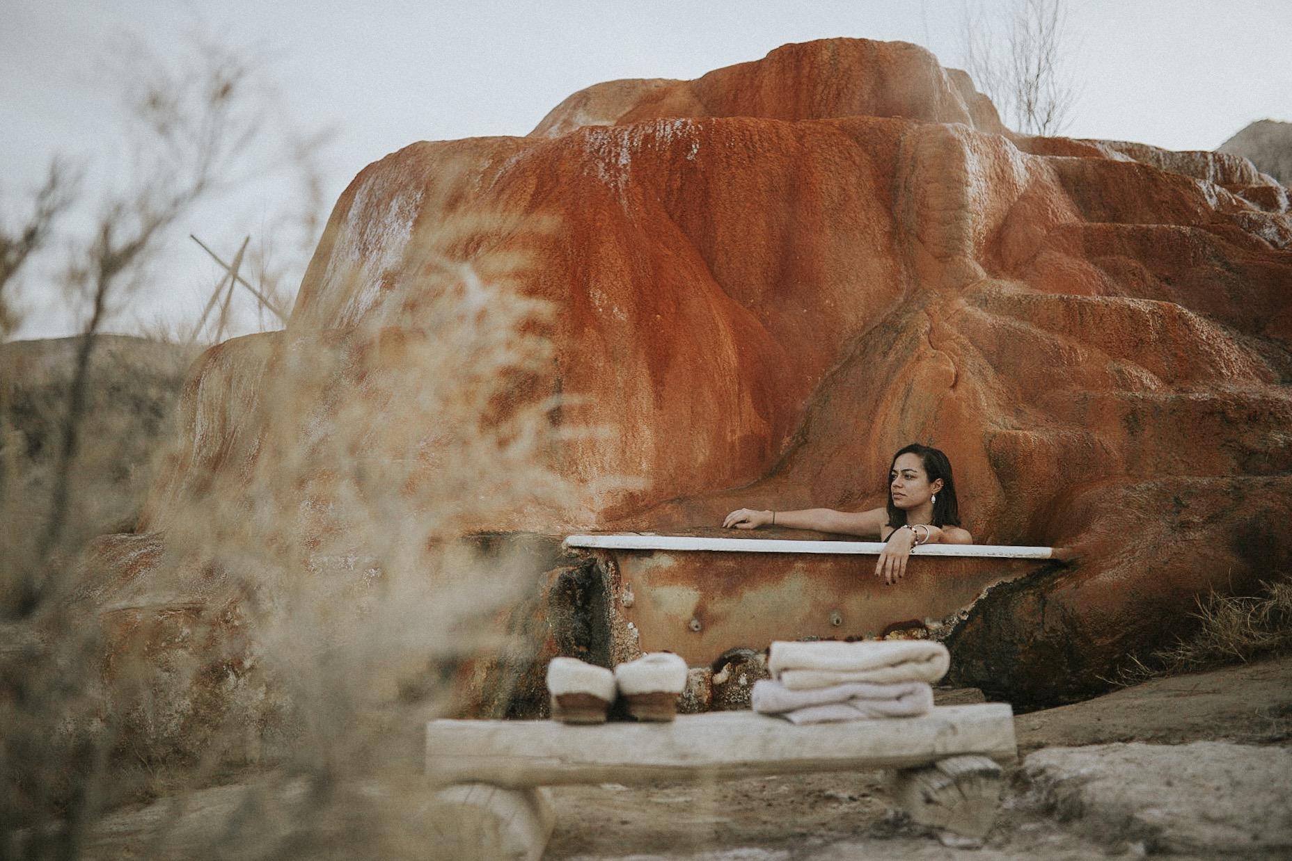 Mystic Hot spring Airbnb
