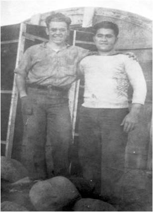 Al Warm & Lee Winnard