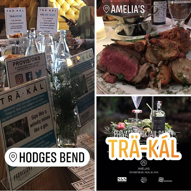 Helping spread the word about a unique new beverage, event planning, PR, fine dining...Fun work! With S&S Global Family Office @provisionsok @circlecinema @vanthewineman #webb #webbbranding #getfoundonline #restaurantmarketing #pr #eventplanning #trakal #drinktrakal #buildingabrand #drinks