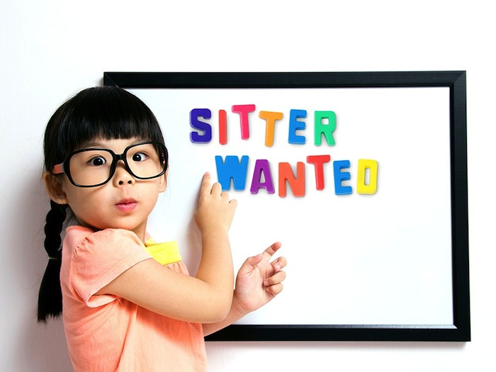 baby sitter wanted