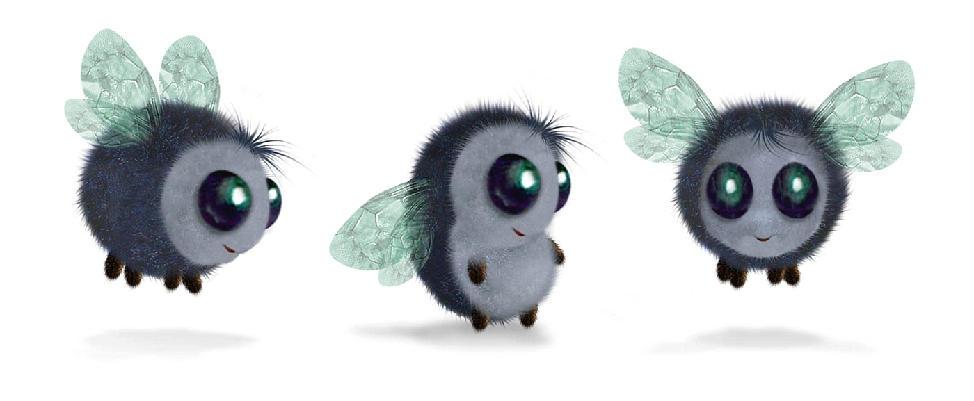 Character: Nick Jr, The Wonder Pets