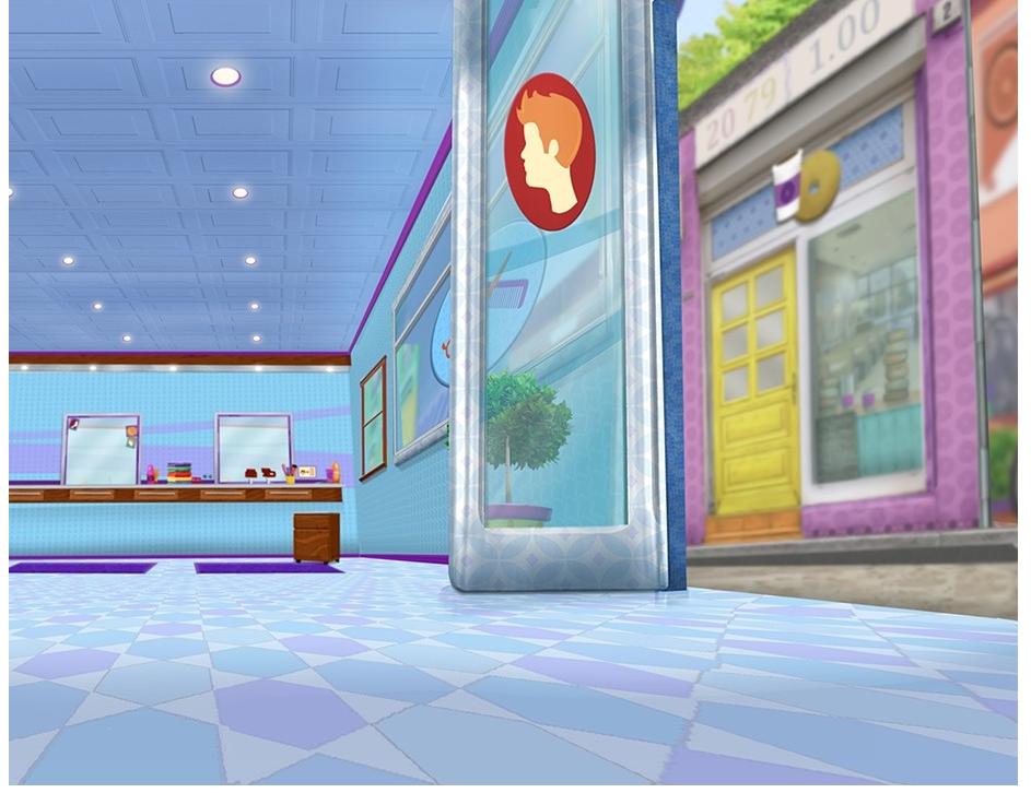 Background: Nick Jr, Team Umizoomi