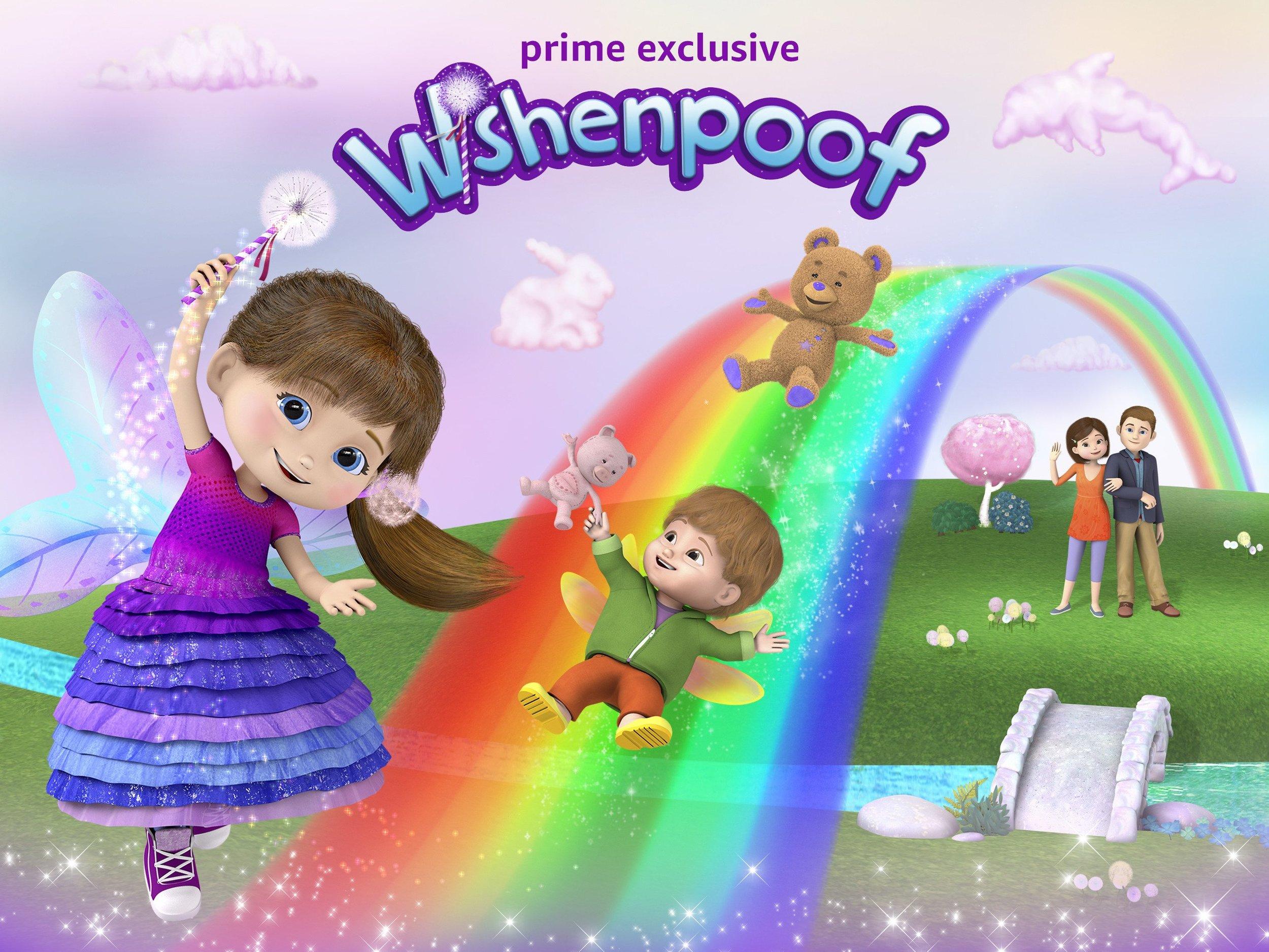 Wishenpoof Art and Art Direction