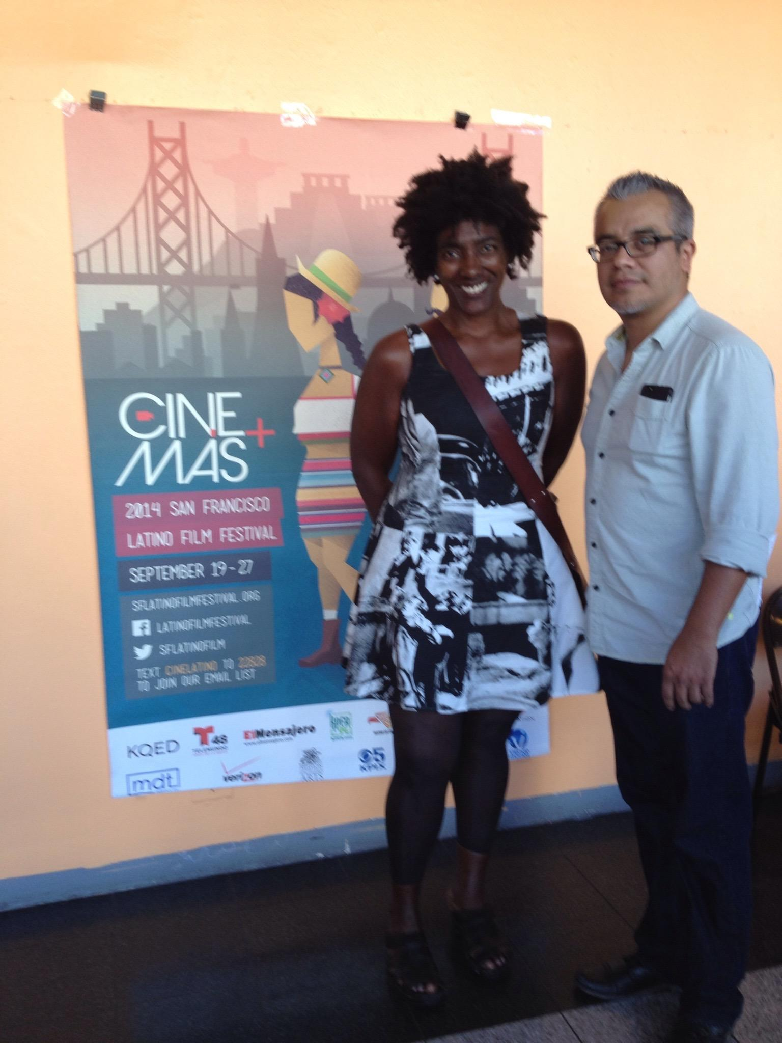 Cine+Mas San Francisco Latino Film Festival 2014