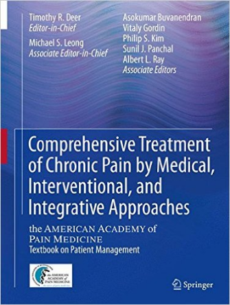 Williams, S. Pain Disparity: Assessment, Traditional Medicine. In: Deer T, Leon M, Ray A, et al. Editors. Treatment of Chronic Pain by Integrative Approaches the American Academy of Pain Medicine Textbook on Pain Management. New York: Springer. 2013. p. 191-201    Click to look inside:      Springer Books-Treatment of Chronic Pain By Integrative Approaches