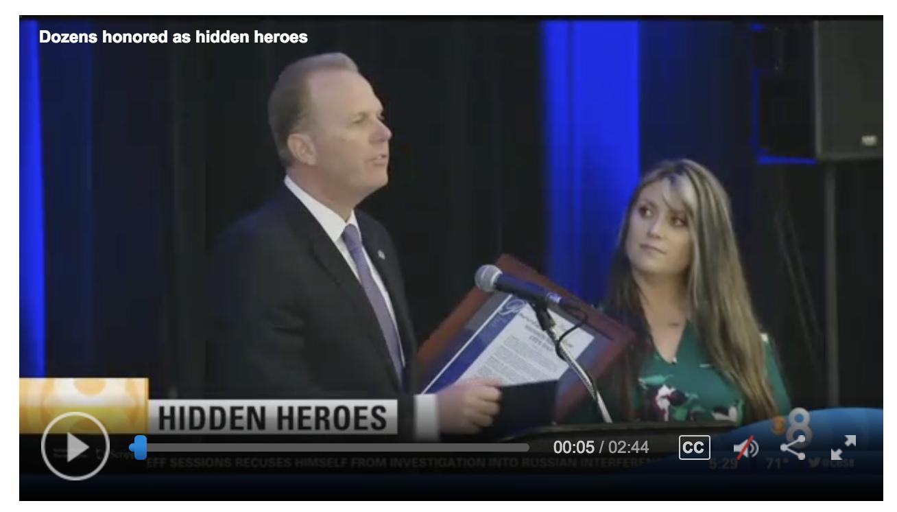CBS8 Hidden Heroes   Read More...