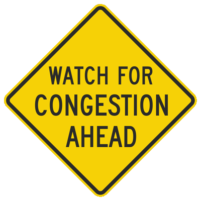 CONGESTED AREAS