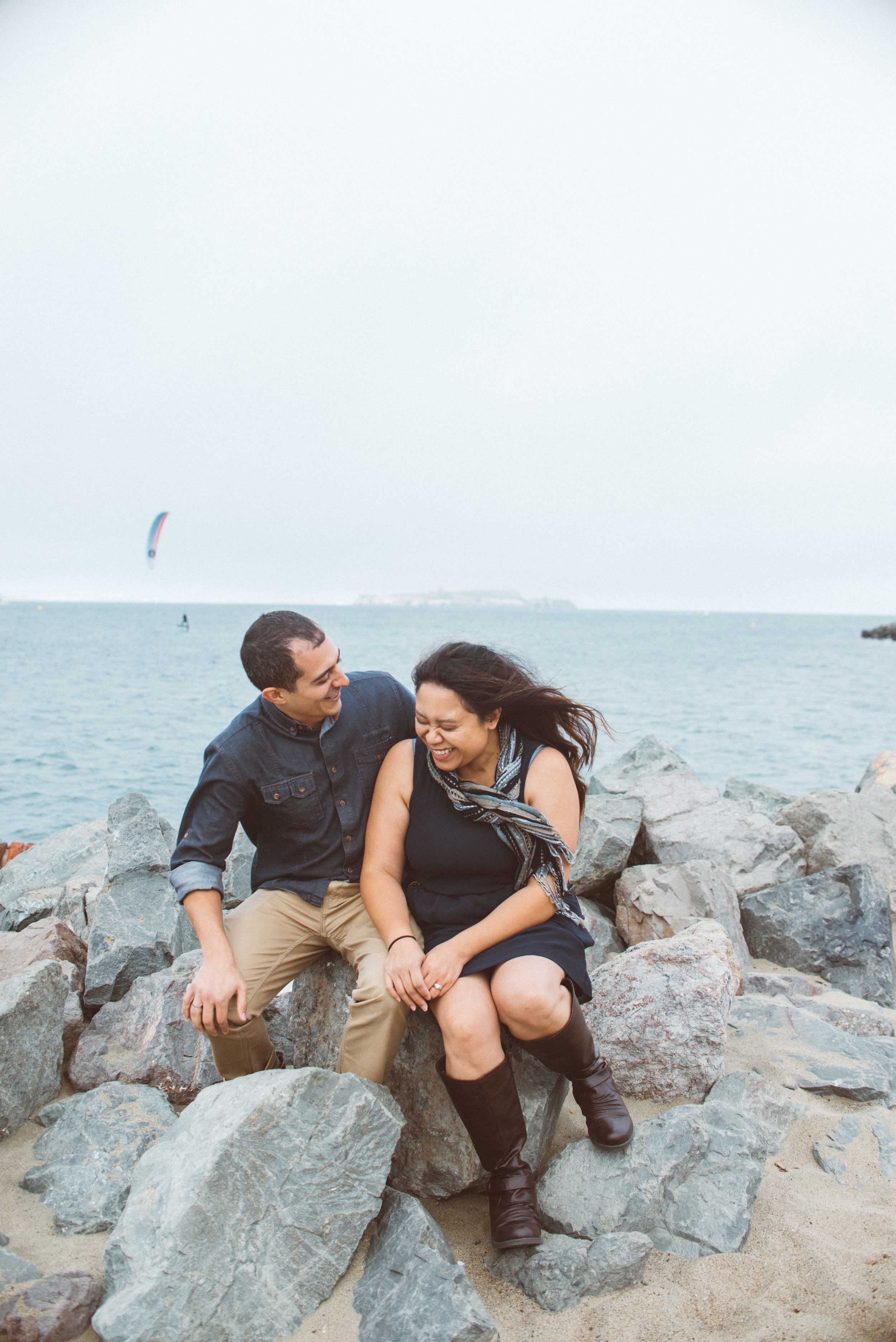 Family Session at Crissy Field by LUMA Photography