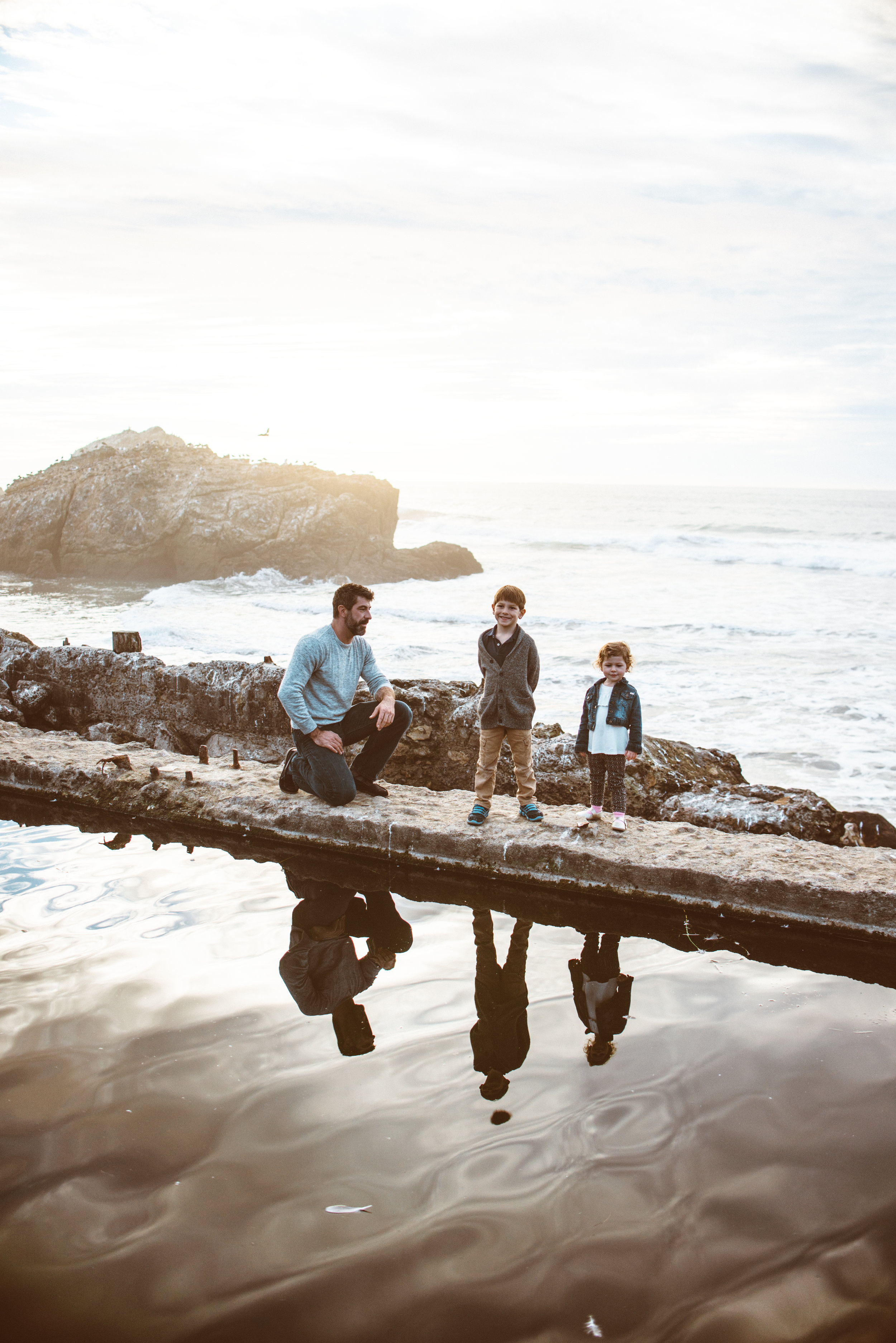 San Francisco Family Adventure Photographer