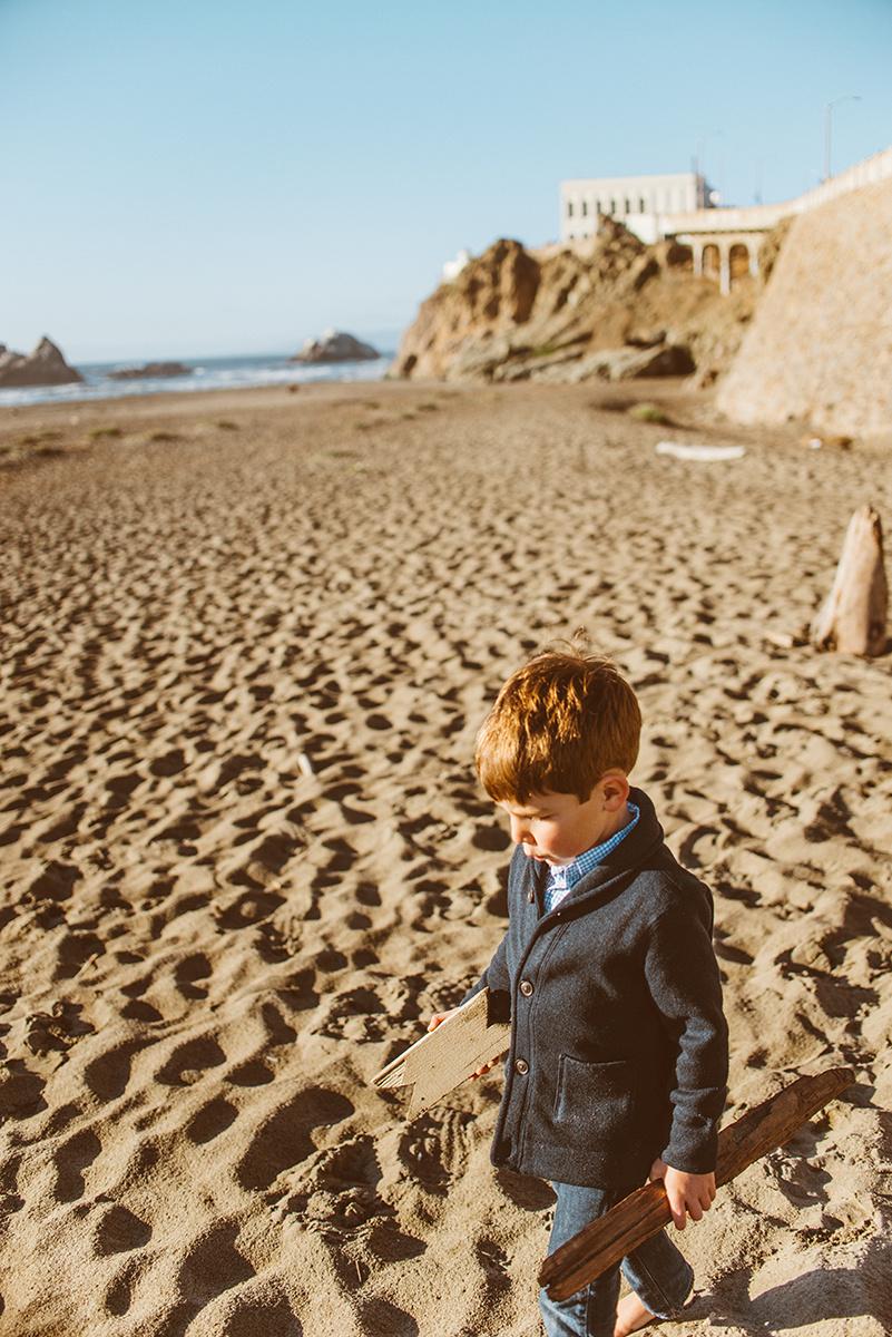 San Francisco Adventure Photographer