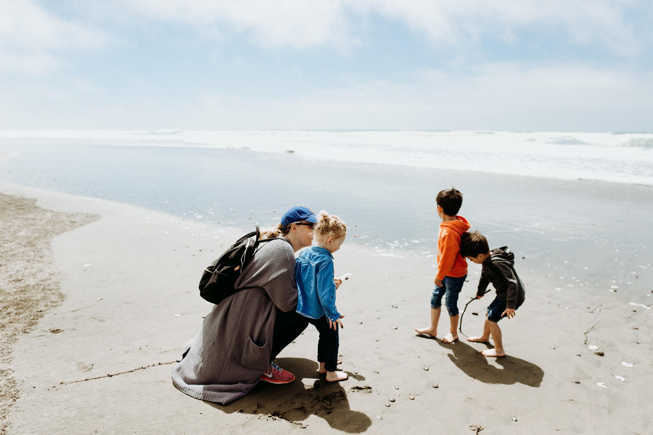 San Francisco Family Photographer - LUMA Photography