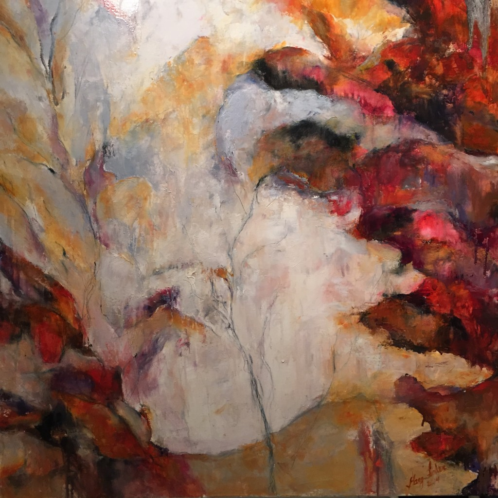 Gary Fisher  Washington D.C. based painter specializing in ethereal abstracts.