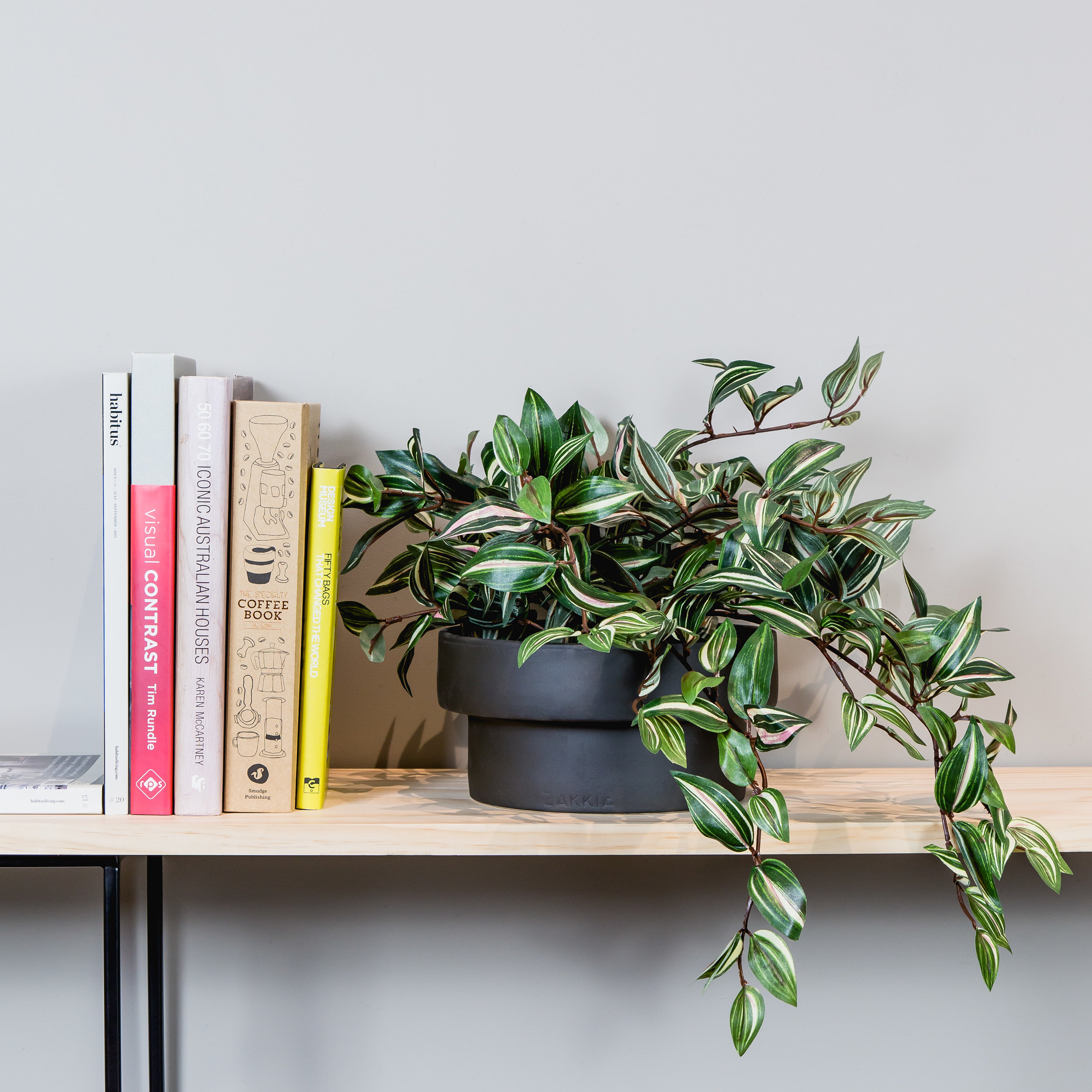 Not your typical potted artificial plant ... - Our botanical collection is made to order. Handpicking only premium quality, life-like faux we permanently pot them in equally beautiful handmade, contemporary styled vessels.