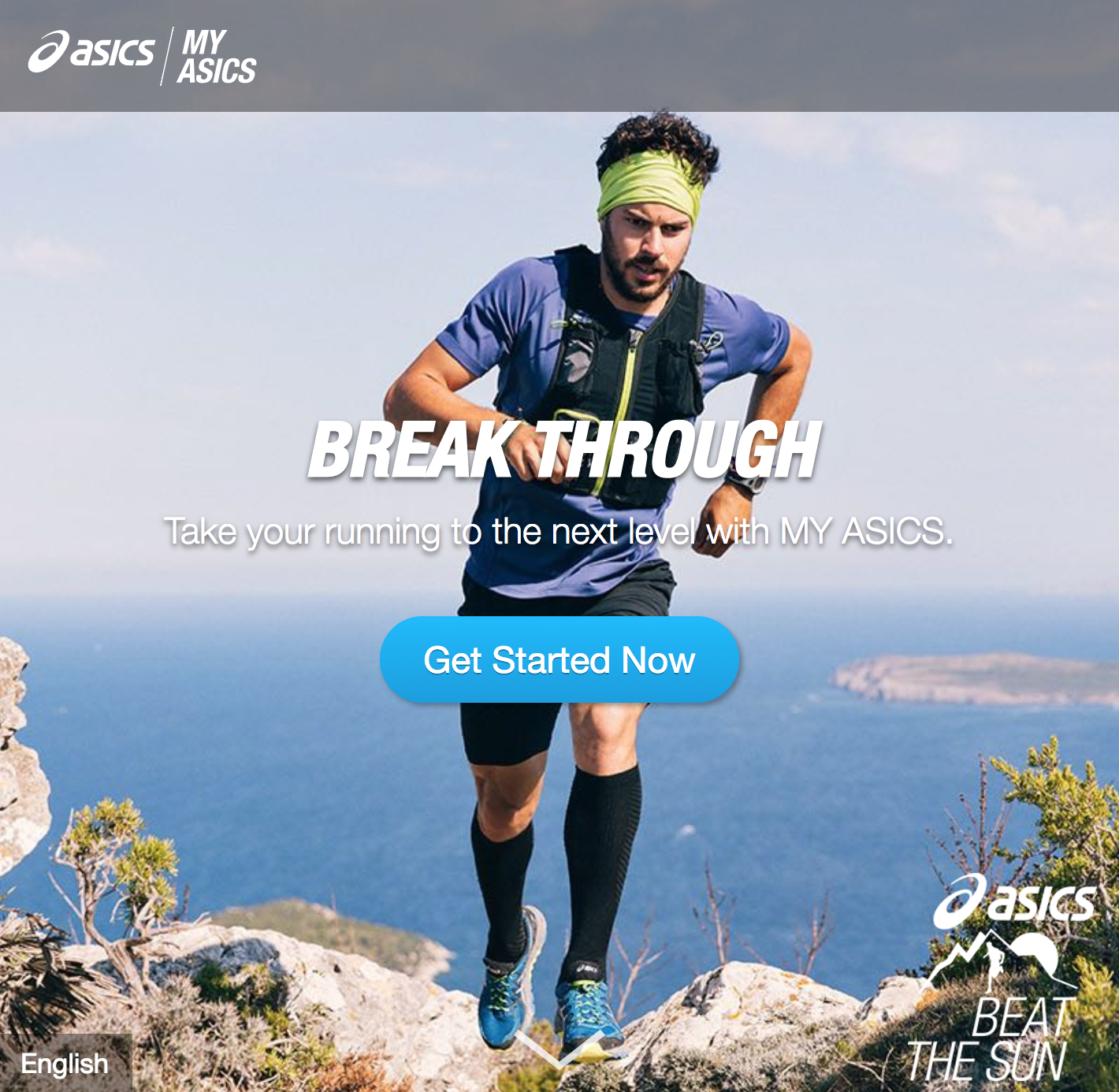 MyAsics.com is my go-to place for running training plans.