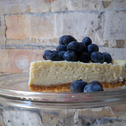 CKT goat cheese cheesecake