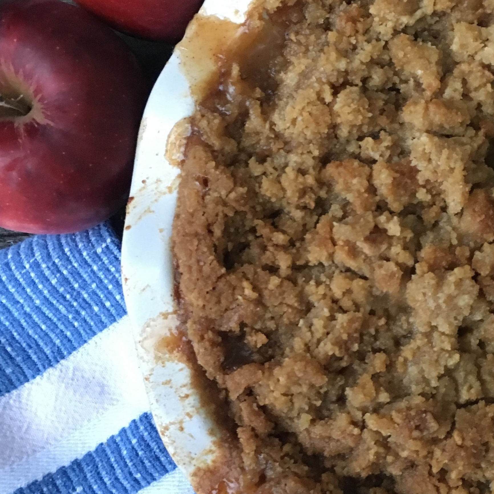 CKT Apple Crumble