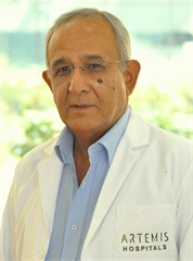 Dr (Brig.) B. K. Singh,a joint replacement surgeon, who established the joint replacement centre in Army R & R Hospital, Delhi.